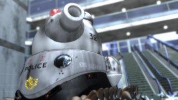 警察戦車隊 TANK SWAT 01